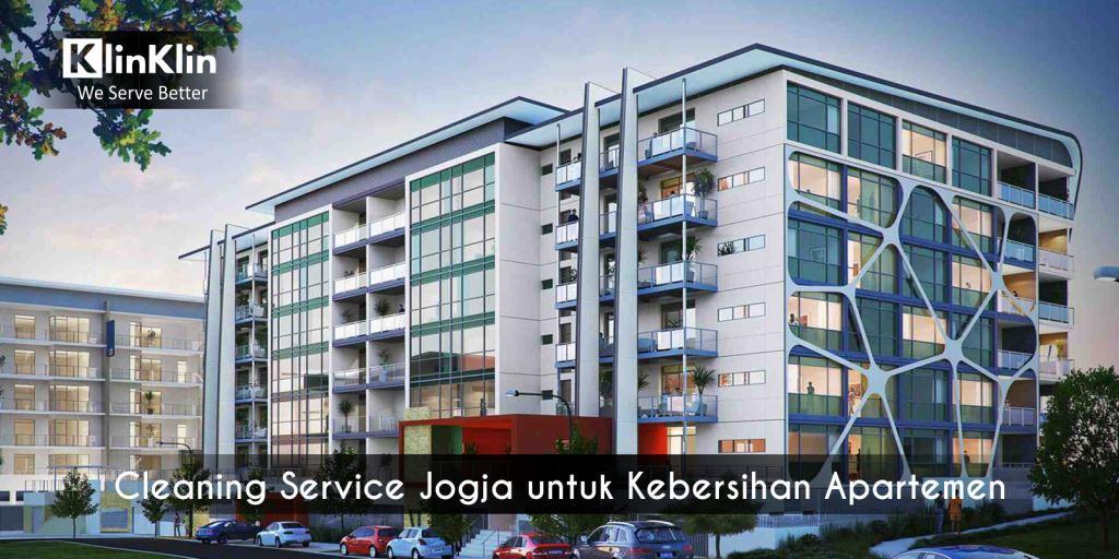 Cleaning Service Jogja untuk Kebersihan Apartemen