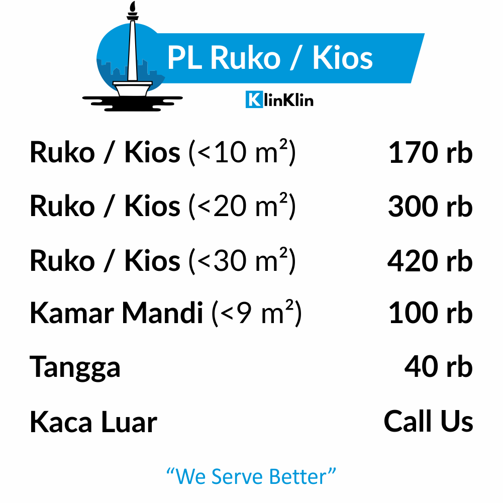 Harga Jasa Cleaning Service