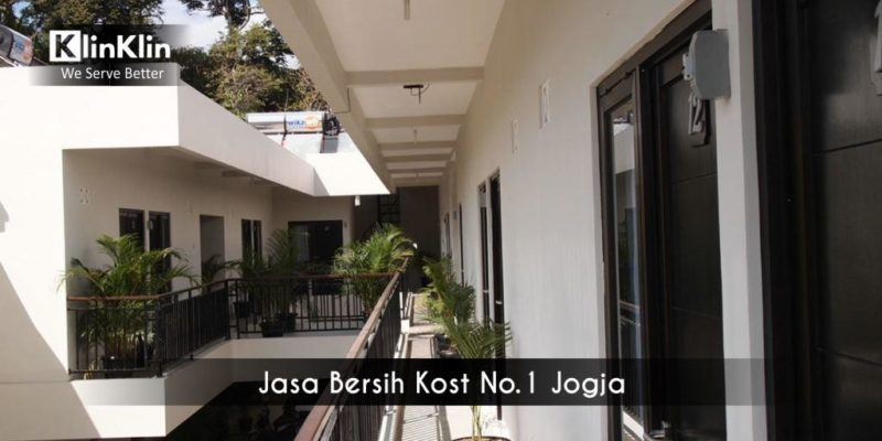 Jasa Bersih Kost Jogja KlinKlin No.1 We Serve Better