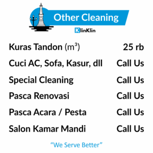 JOG Other Cleaning
