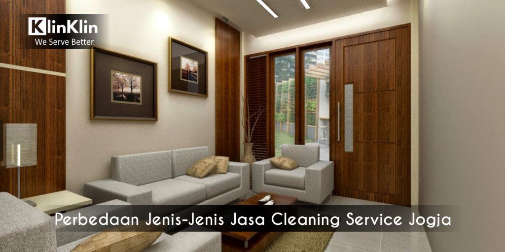 Perbedaan Jenis-Jenis Jasa Cleaning Service Jogja