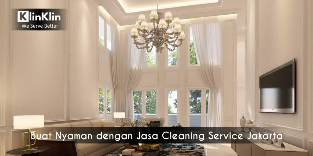 Buat Kantor Tetap Nyaman dengan Jasa Cleaning Service Jakarta