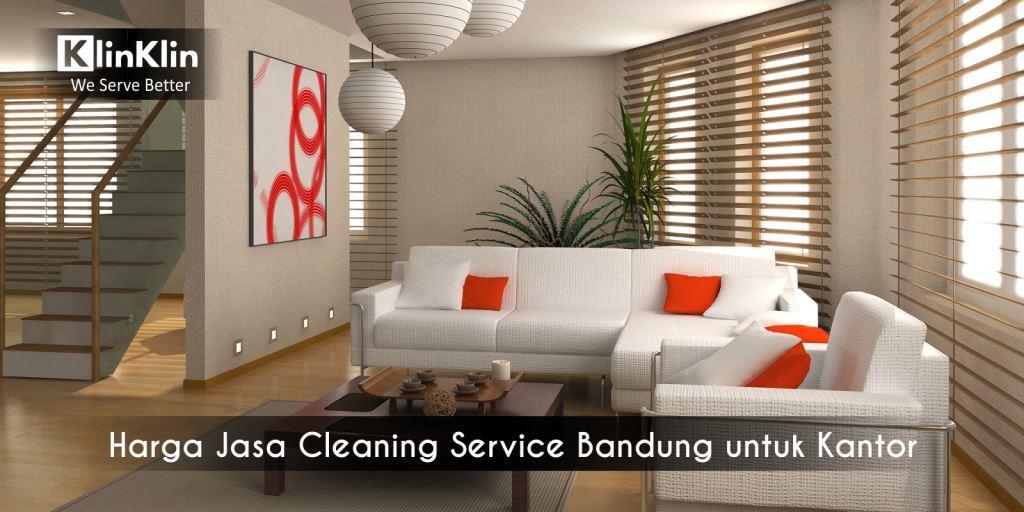 Harga Jasa Cleaning Service Bandung untuk Kantor