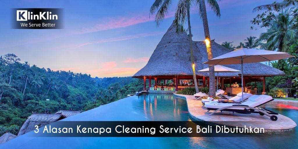 3 Alasan Kenapa Cleaning Service Bali Dibutuhkan di Sekolah