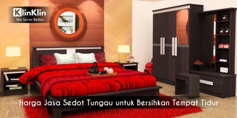 Harga Jasa Sedot Tungau untuk Bersihkan Tempat Tidur