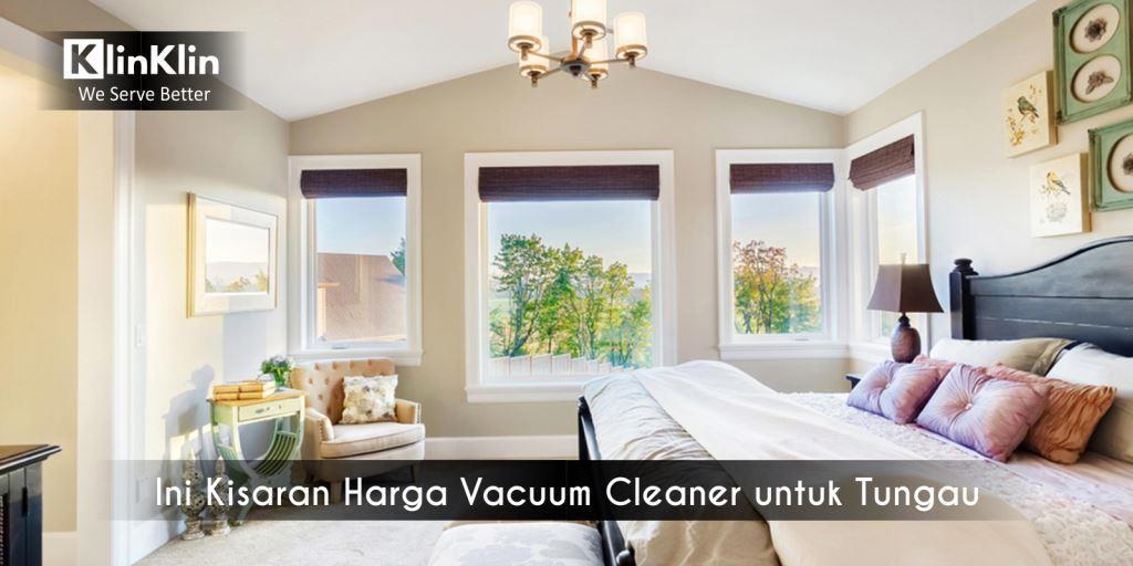 Ini Kisaran Harga Vacuum Cleaner untuk Tungau