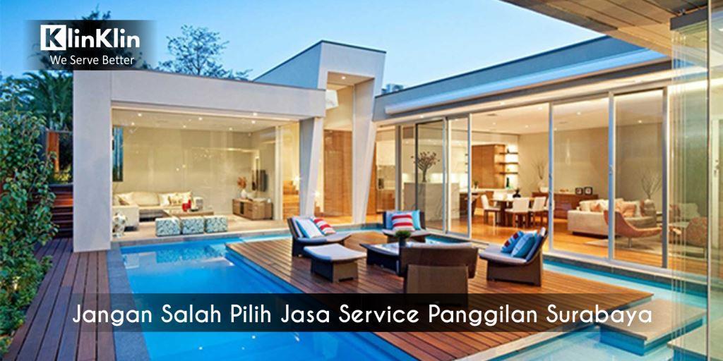 Jangan Salah Pilih Jasa Service Panggilan Surabaya