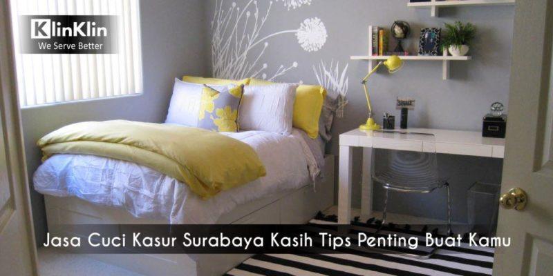 Jasa Cuci Kasur Surabaya Kasih Tips Penting Buat Kamu