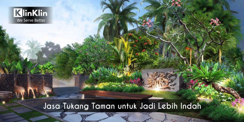 Jasa Tukang Taman untuk Membuat Halaman Rumahmu Jadi Lebih Indah