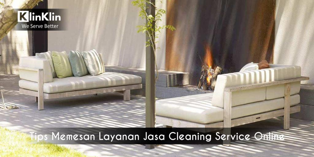Tips Memesan Layanan Jasa Cleaning Service Online