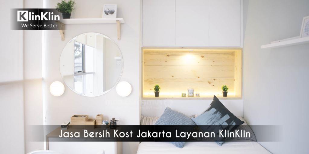 Jasa Bersih Kost Jakarta Layanan KlinKlin