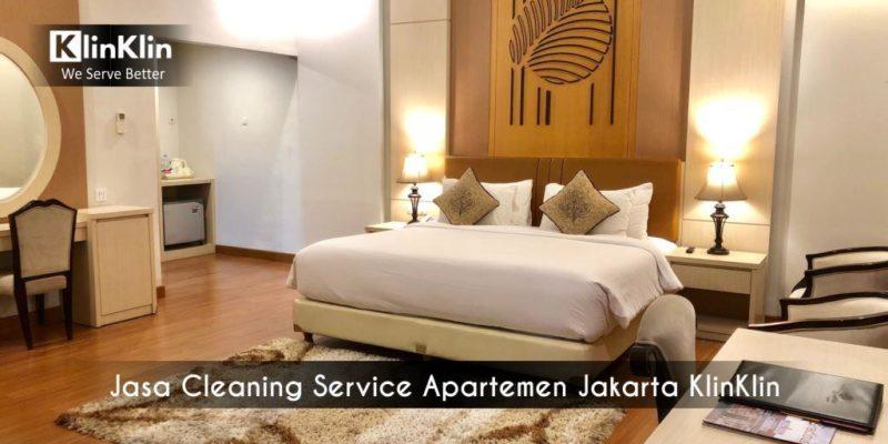 Jasa Cleaning Service Apartemen Jakarta KlinKlin