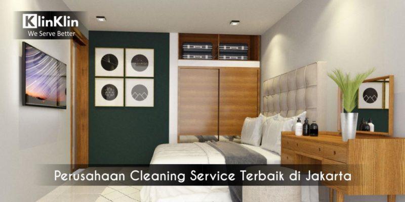 Perusahaan Cleaning Service Terbaik di Jakarta