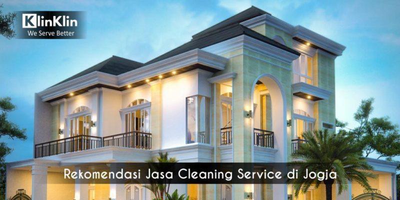 Jasa Cleaning Service Rekomendasi di Jogja