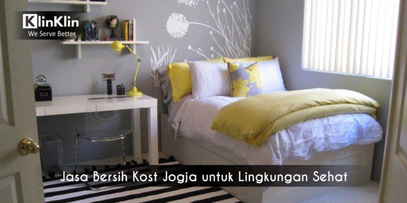 Jasa Bersih Kamar Kost Jogja untuk Lingkungan Sehat