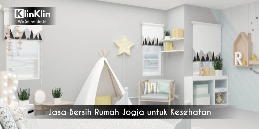 Jasa Bersih Rumah Jogja untuk Kesehatan
