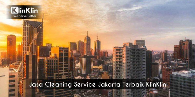 Jasa Cleaning Service Jakarta Terbaik KlinKlin