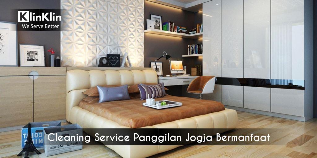 Cleaning Service Panggilan Jogja Bermanfaat