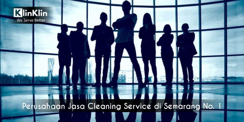 Perusahaan Jasa Cleaning Service di Semarang No. 1