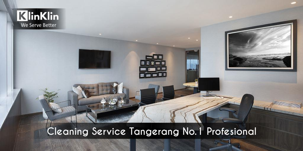 Cleaning Service Tangerang No.1 Profesional