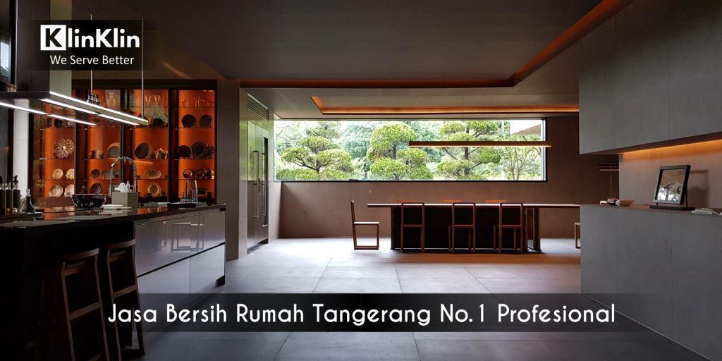 Jasa Bersih Rumah Tangerang No.1 Profesional