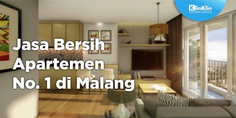 Jasa Bersih Apartement No. 1 di Malang