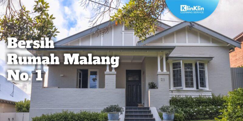 Bersih Rumah Malang No. 1