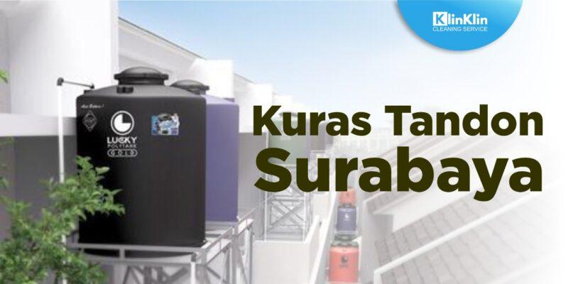 Kuras Tandon Surabaya