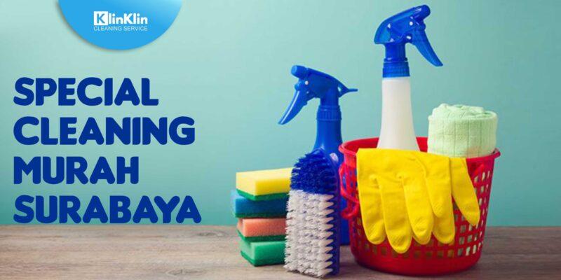 Special Cleaning Murah Surabaya