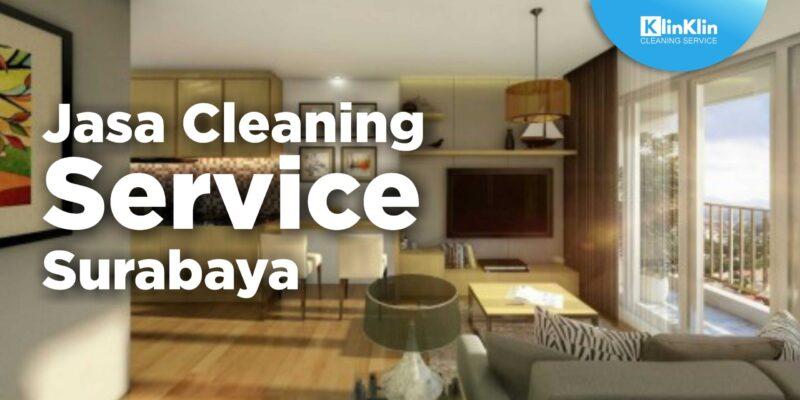 Jasa Cleaning Service Surabaya