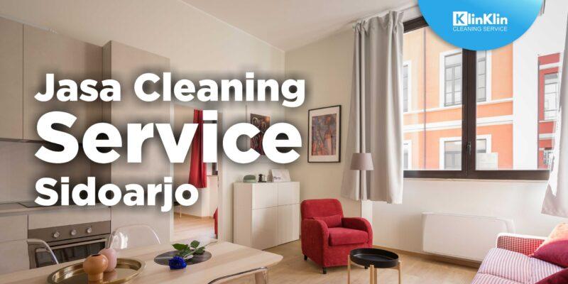 Jasa Cleaning Service Sidoarjo